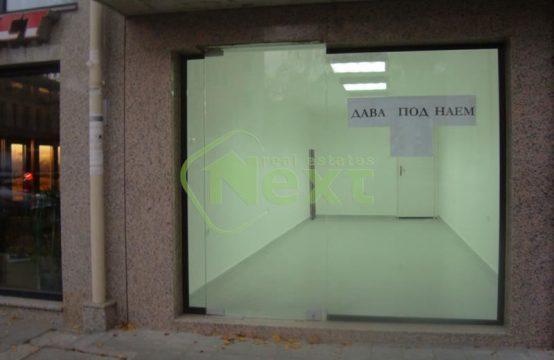 Магазин 34 кв.м